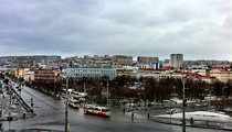 Five Corners, Murmansk
