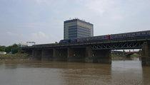 Great Western Railway Usk bridge