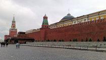 Tembok Kremlin Necropolis