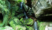 Lichtenhain Waterfall