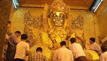 Bouddha Mahamuni