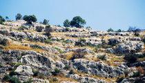 Rotsnecropolis van Pantalica