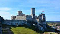 Burg Ogrodzieniec