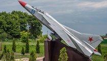Памятник летчику Солдатову