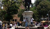 Parko de Bolívar