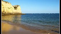 Praia da Senhora da Rocha, Porches