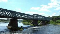Каунасский железнодорожный мост