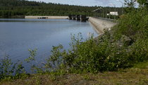 Skogfoss hydroelectric station