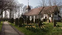 St Michael and All Angels Church, Altcar