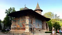 Voroneț Monastery