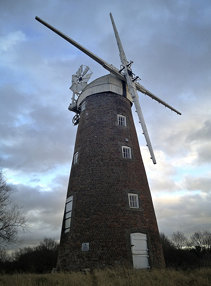 A Norfolk Windmill: Billingford Mill