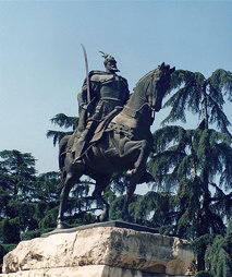 Skanderbeg Monument (Tirana)