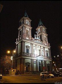 kostel v Ove by JP