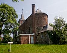 Mont-Saint-Guibert - Église Sainte-Gertrude