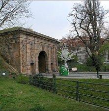 Písek Gate