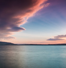 Buonas, Switzerland overlooking Lake Zug