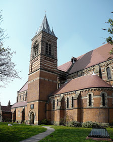 St. Elisabeth's Church, Reddish