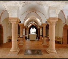 Trier.  Benediktinerabtei St. Matthias.