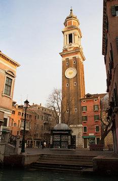 Cannareggio, Santi Apostoli Church, Venezia, Italy