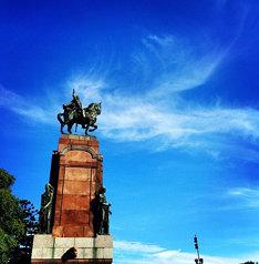 #céu #azul de #buenosaires #intrabartolo #fotograforibeiraopreto