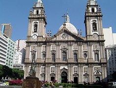 BRASIL Iglesia N.S. de la Candelaria,  Rio de Janeiro