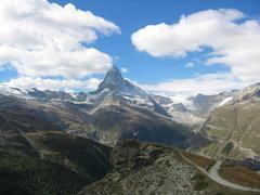 Doreen at Matterhorn