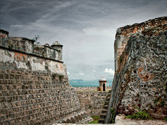Castillo del morro, Santiago, Cuba