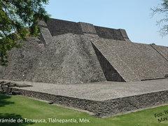 Pirámide de Tenayuca.