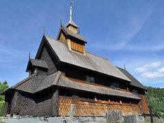 Eidsdborg stavechurch