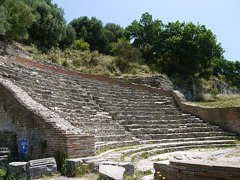 Theatre, Apollonia, Albania