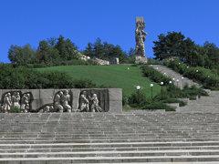 Panagyurishte - Memorial complex Apriltsi