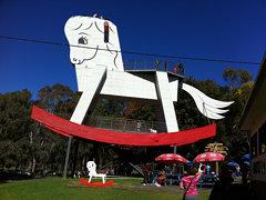 Big Rocking Horse 1