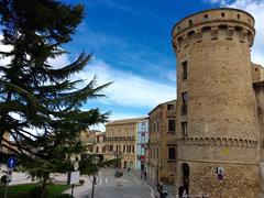 VASTO ITALY piazza Rossetti