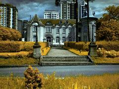 castelo do batel (infrared)