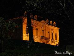Alpes Savoie Chambéry Chateau de Boigne parc de Buisson Rond