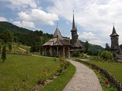 Kloster Bârsana