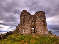 Gatehouse - Criccieth Castle