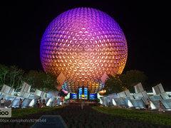Mickey's Golfball