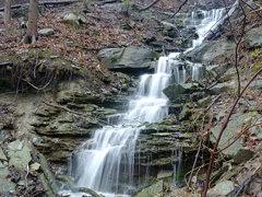 131 - Ridge Falls in Stoney Creek section of Hamilton