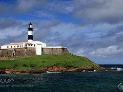 Barra Lighthouse, Salvador, Brazil