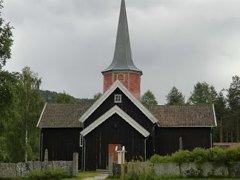 Stabkirche Flesberg