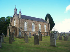 Keig Parish Church, Keig, Aberdeenshire, June 2013