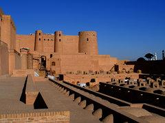 The citadel of Herat / La citadelle d'Herat