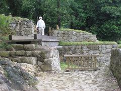 太田の金山城跡