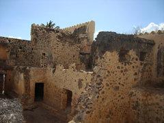 KK fort from above