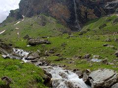 Korab waterfall, Macedonia