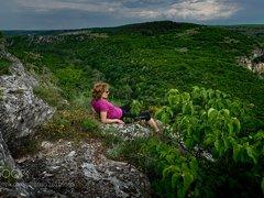 Tabachka Climbing Area