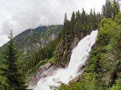 Krimll waterfall