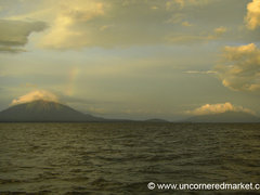 Concepcion and Maderas at Dusk - Isla de Ometepe, Nicaragua