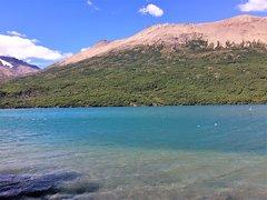 lago viedma - argentina